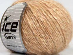 Lot of 8 Skeins Ice Yarns ALPACOT (13% Alpaca 15% Wool) Yarn Powder Pink