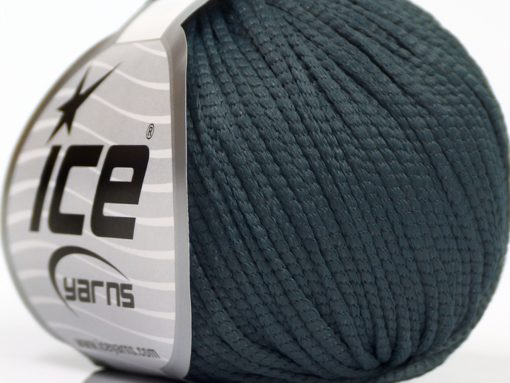 Lot of 8 Skeins Ice Yarns TUBE SOFTY Hand Knitting Yarn Grey