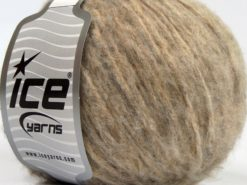 Lot of 8 Skeins Ice Yarns SALE LUXURY-PREMIUM (35% Merino Wool 20% Linen) Yarn Camel Shades