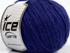 Lot of 8 Skeins Ice Yarns ETNO ALPACA (25% Alpaca 50% Merino Wool) Yarn Purple
