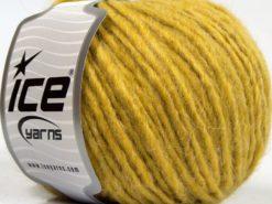 Lot of 8 Skeins Ice Yarns ETNO ALPACA (25% Alpaca 50% Merino Wool) Yarn Olive Green