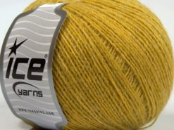 Lot of 8 Skeins Ice Yarns PERU ALPACA FINE (25% Alpaca 50% Merino Wool) Yarn Olive Green