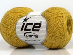 Lot of 10 Skeins Ice Yarns PERU ALPACA SUPERFINE (25% Alpaca 50% Merino Wool) Yarn Olive Green
