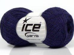 Lot of 10 Skeins Ice Yarns PERU ALPACA SUPERFINE (25% Alpaca 50% Merino Wool) Yarn Purple