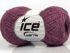 Lot of 10 Skeins Ice Yarns PERU ALPACA SUPERFINE (25% Alpaca 50% Merino Wool) Yarn Pink Shades
