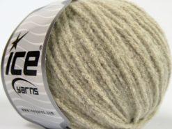 Lot of 8 Skeins Ice Yarns BABY ALPACA MERINO (30% Baby Alpaca 31% Extrafine Merino Wool) Yarn Water Green