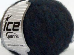 Lot of 8 Skeins Ice Yarns TRILLY ALPACA (15% Alpaca 15% Wool) Yarn Purple Melange