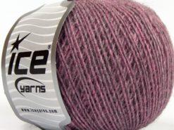 Lot of 8 Skeins Ice Yarns PERU ALPACA FINE (25% Alpaca 50% Merino Wool) Yarn Pink