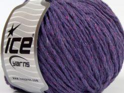 Lot of 4 x 100gr Skeins Ice Yarns SALE SUMMER (100% Cotton) Yarn Light Lilac