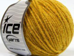 Lot of 8 Skeins Ice Yarns BABY ALPACA MERINO (30% Baby Alpaca 31% Extrafine Merino Wool) Yarn Olive Green