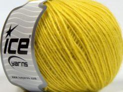 Lot of 8 Skeins Ice Yarns LEONARDO (66% Merino Wool 34% Organic Cotton) Yarn Olive Green