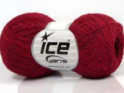 Lot of 10 Skeins Ice Yarns PERU ALPACA SUPERFINE (25% Alpaca 50% Merino Wool) Yarn Fuchsia