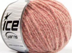 Lot of 8 Skeins Ice Yarns BABY ALPACA MERINO (30% Baby Alpaca 31% Extrafine Merino Wool) Yarn Light Pink