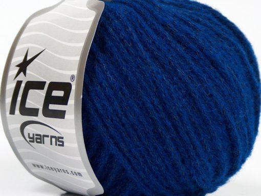 Lot of 8 Skeins Ice Yarns BABY ALPACA MERINO (30% Baby Alpaca 31% Extrafine Merino Wool) Yarn Saxe Blue