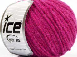 Lot of 8 Skeins Ice Yarns BABY ALPACA MERINO (30% Baby Alpaca 31% Extrafine Merino Wool) Yarn Pink